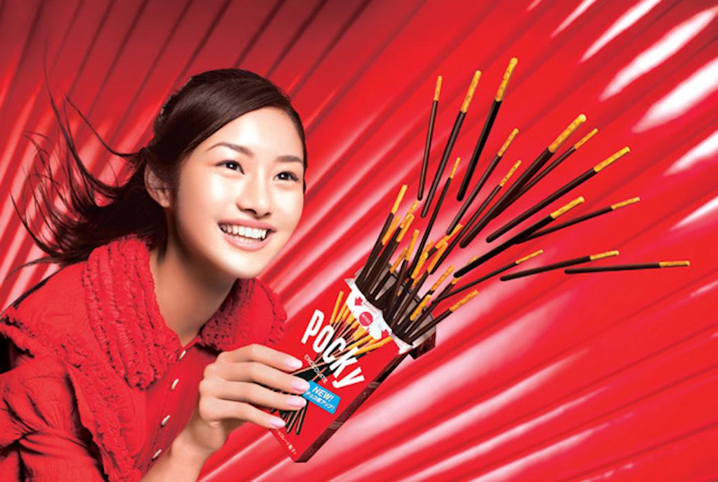 Los divertidos comerciales de Pocky, la golosina preferida de los japoneses