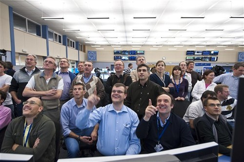 Nuevo récord mundial para el LHC