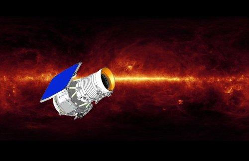 Telescopio WISE de la NASA