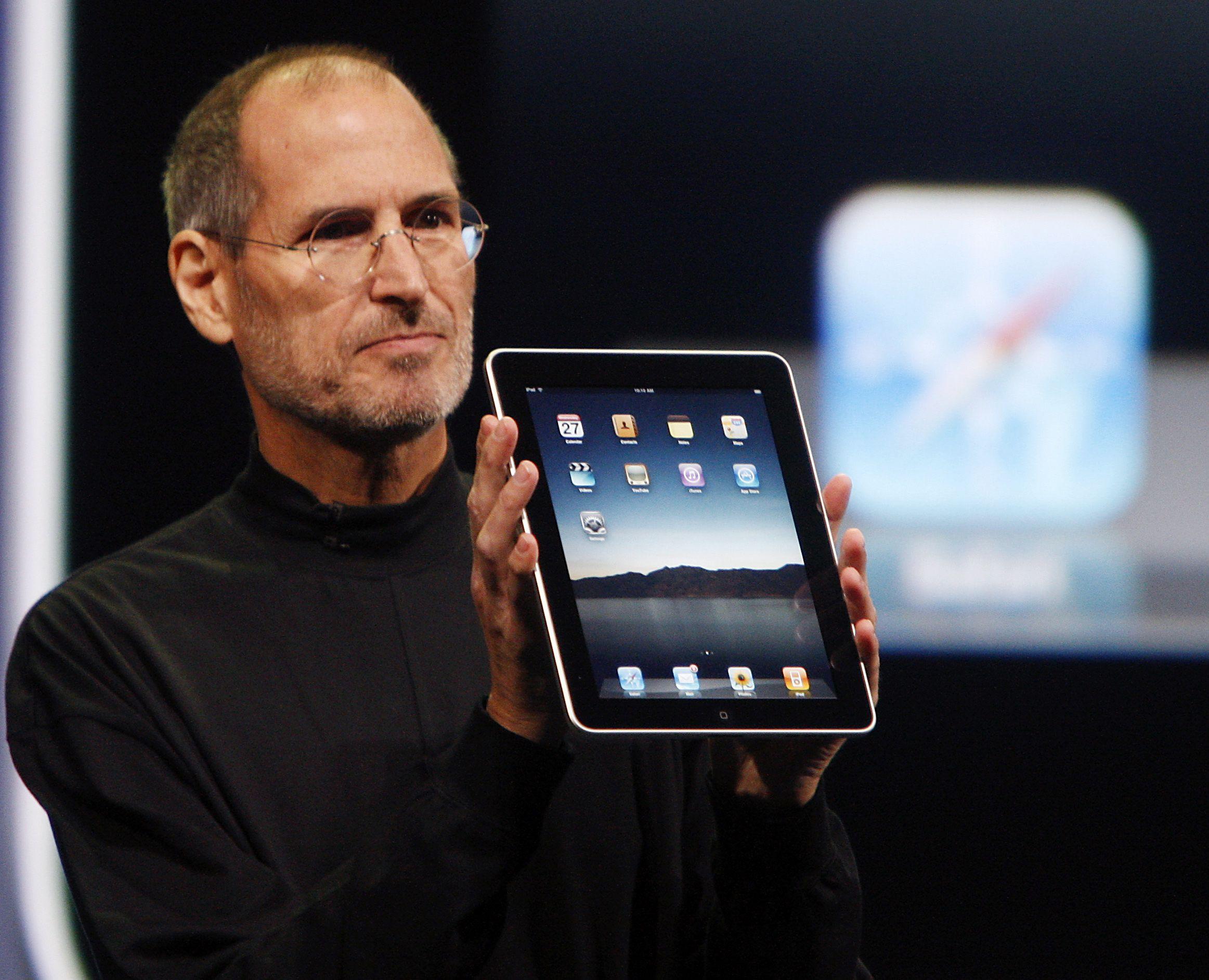 """El iPad será el dispositivo de las """"amas de casa"""""""