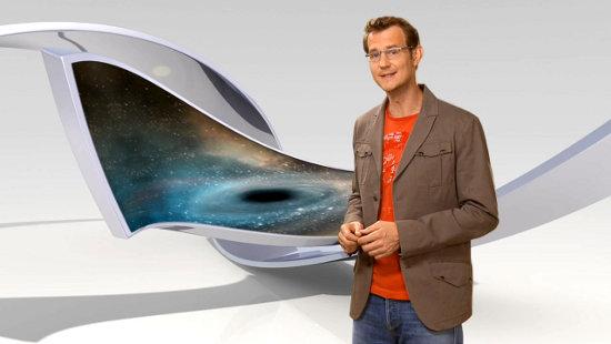 Hubblecast con su anfitrión Joe Liske