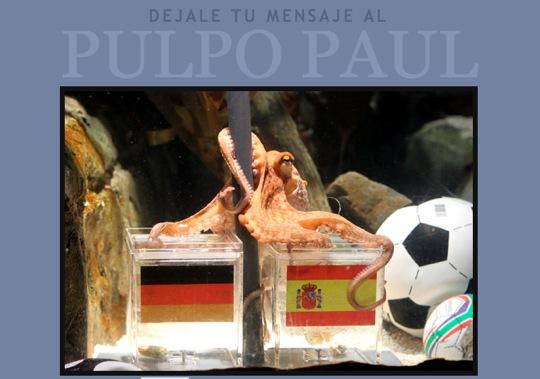 pulpopaul.com sitio oficial