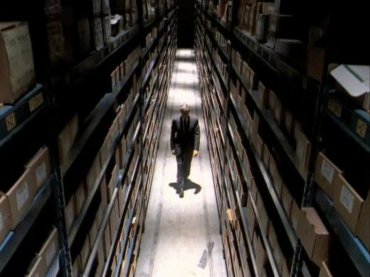 The X-Files - Fumador