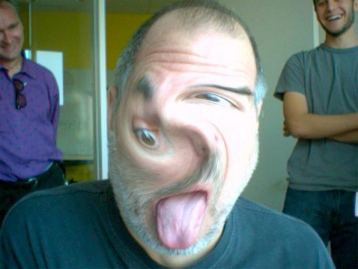 steve jobs photobooth