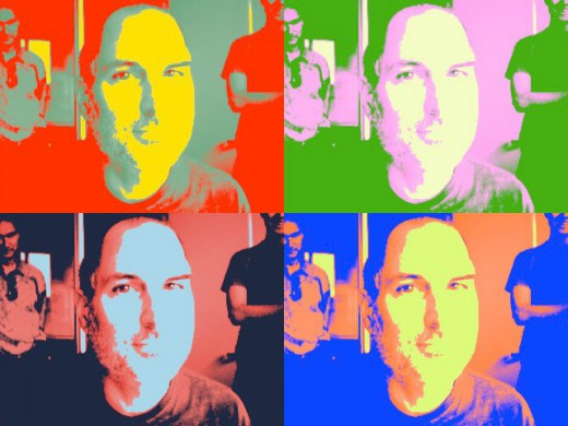 Steve Jobs Photo Booth -