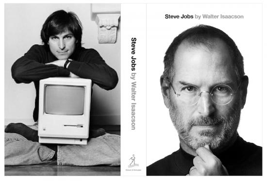Steve Jobs BIO Cover