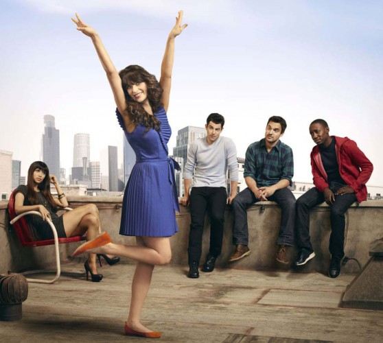 Zooey Deschanel en New Girl