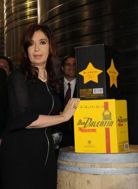 Cristina Kirchner en Mendoza