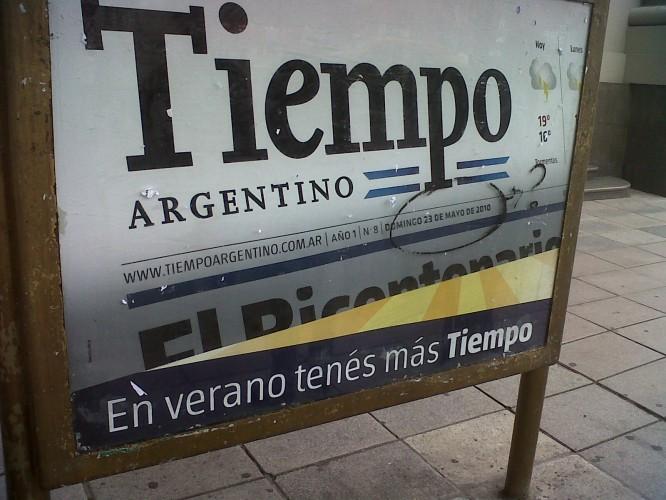 Tiempo Argentino Verano
