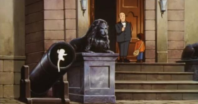 El día que Miyazaki dibujó a Rosario