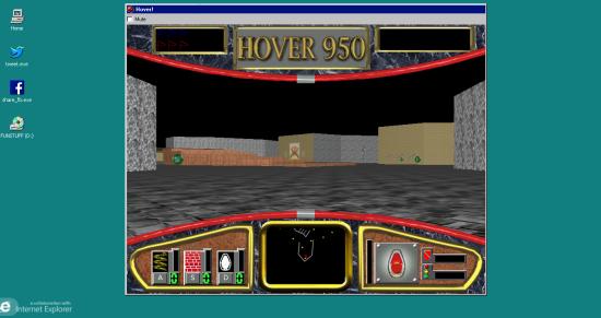 Hover Windows 95