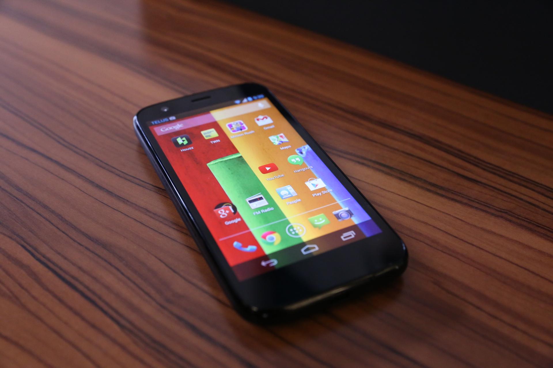 Revisión: Motorola Moto G