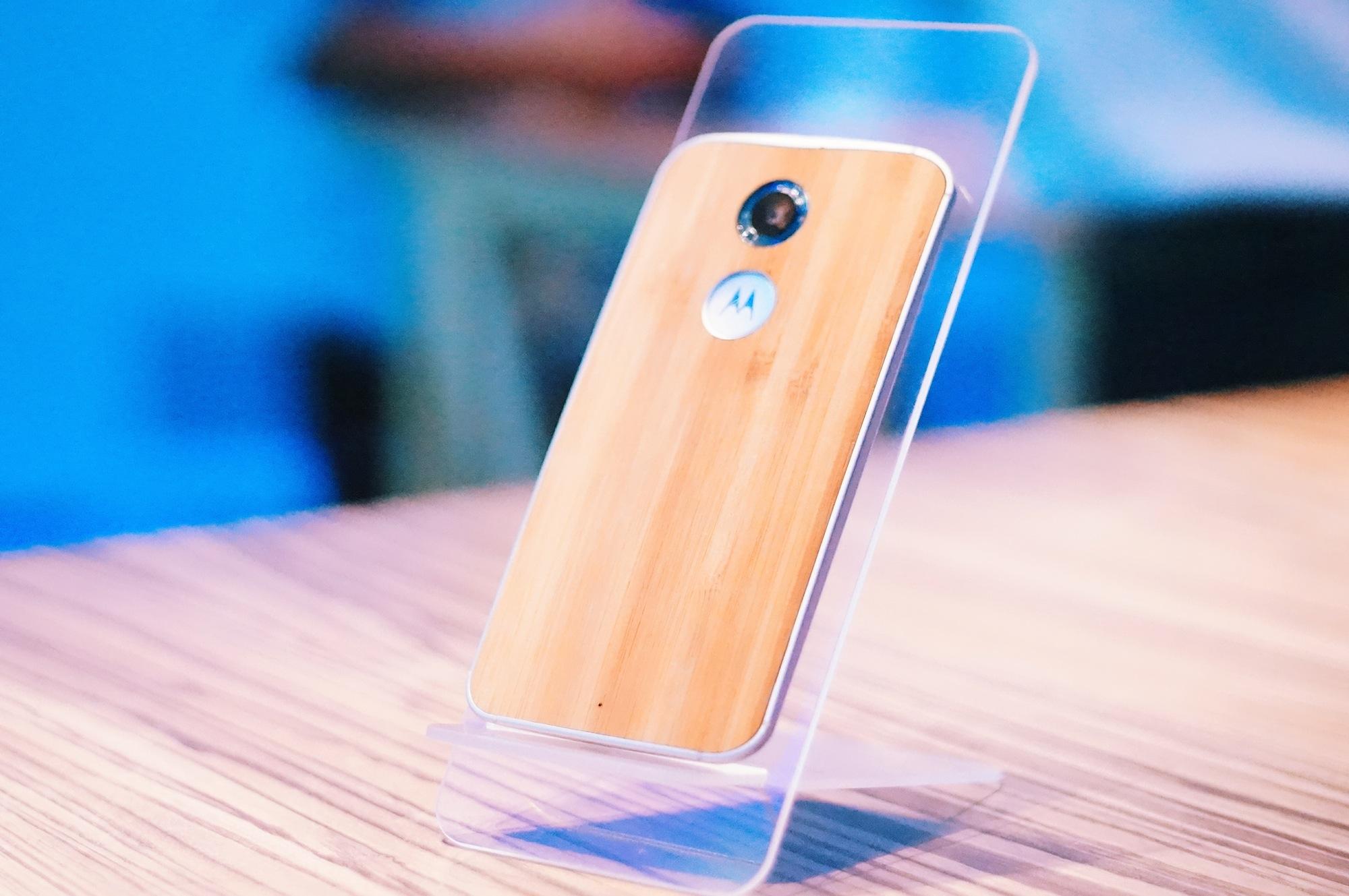 Llegó el nuevo Motorola Moto X a la Argentina