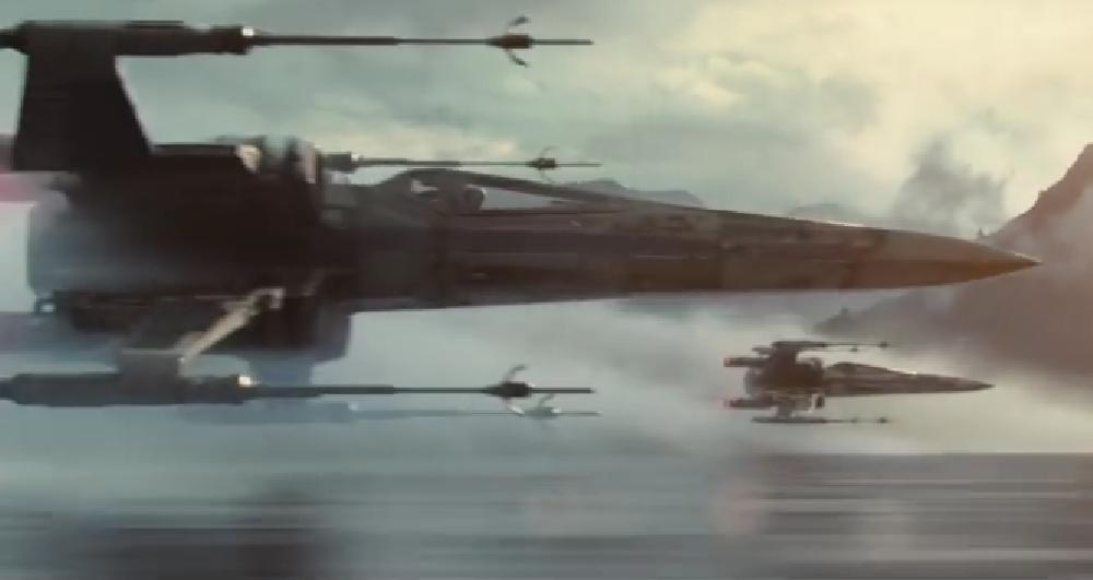 """Primer adelanto de Star Wars VII """"El despertar de la fuerza"""""""