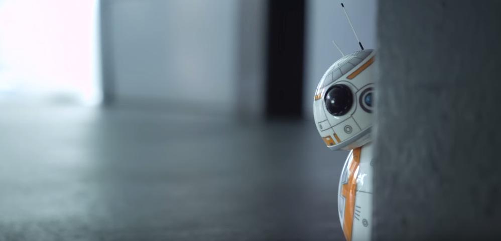 BB-8: el robot que se volvió una realidad para todas las casas del mundo