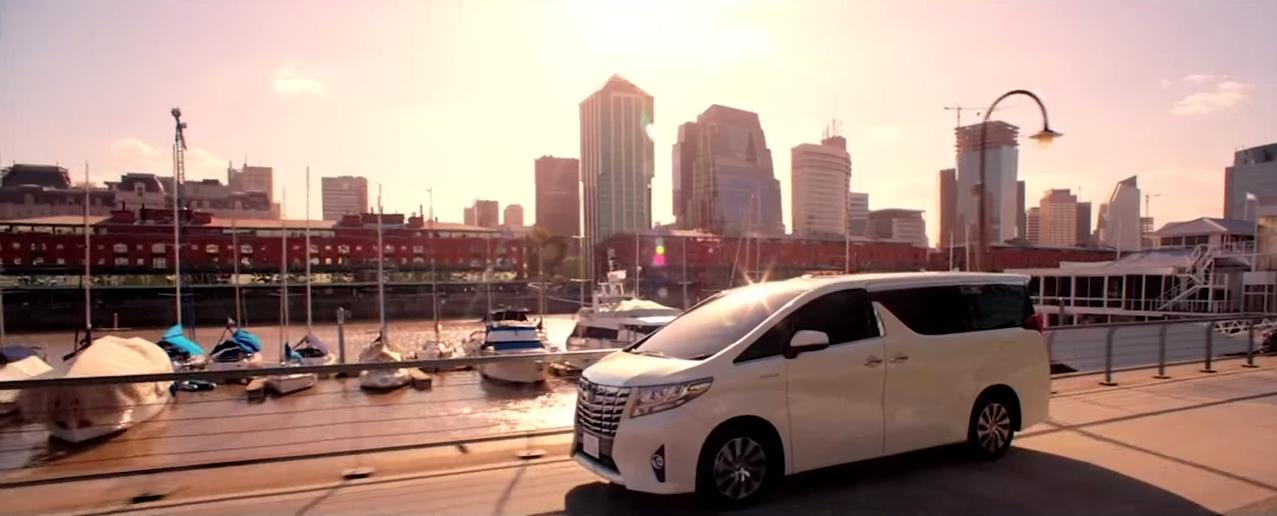 La publicidad que Toyota Japón filmó en Buenos Aires