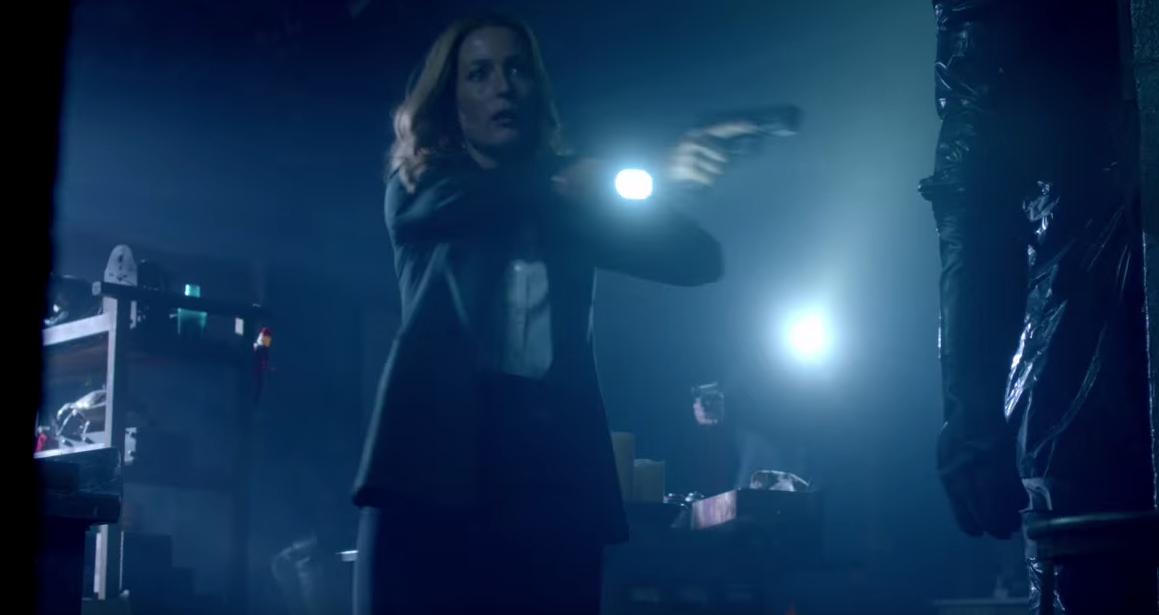 Trailer oficial de The X-Files 2016