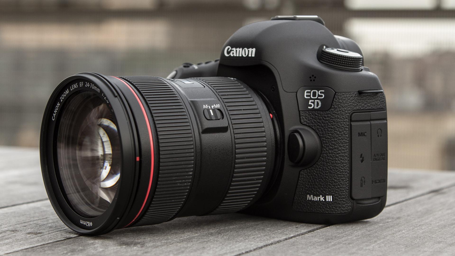 Canon presentó el primer sensor de 250 megapixeles