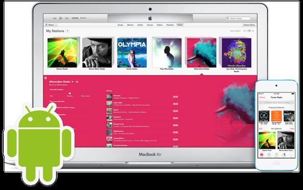 Videotutorial: ¿Cómo pasar música de iTunes a un teléfono con Android en forma gratuita?