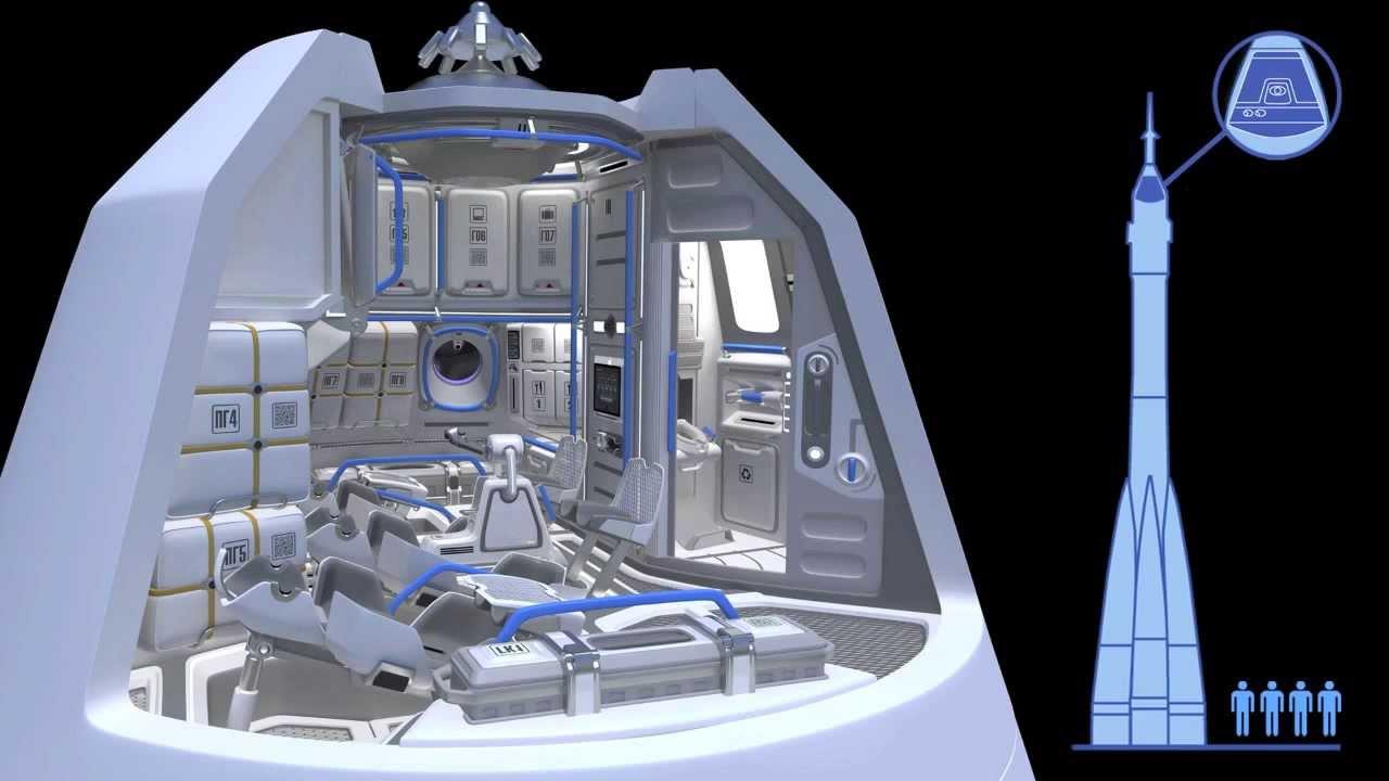 Una nave rusa para volver a la Luna