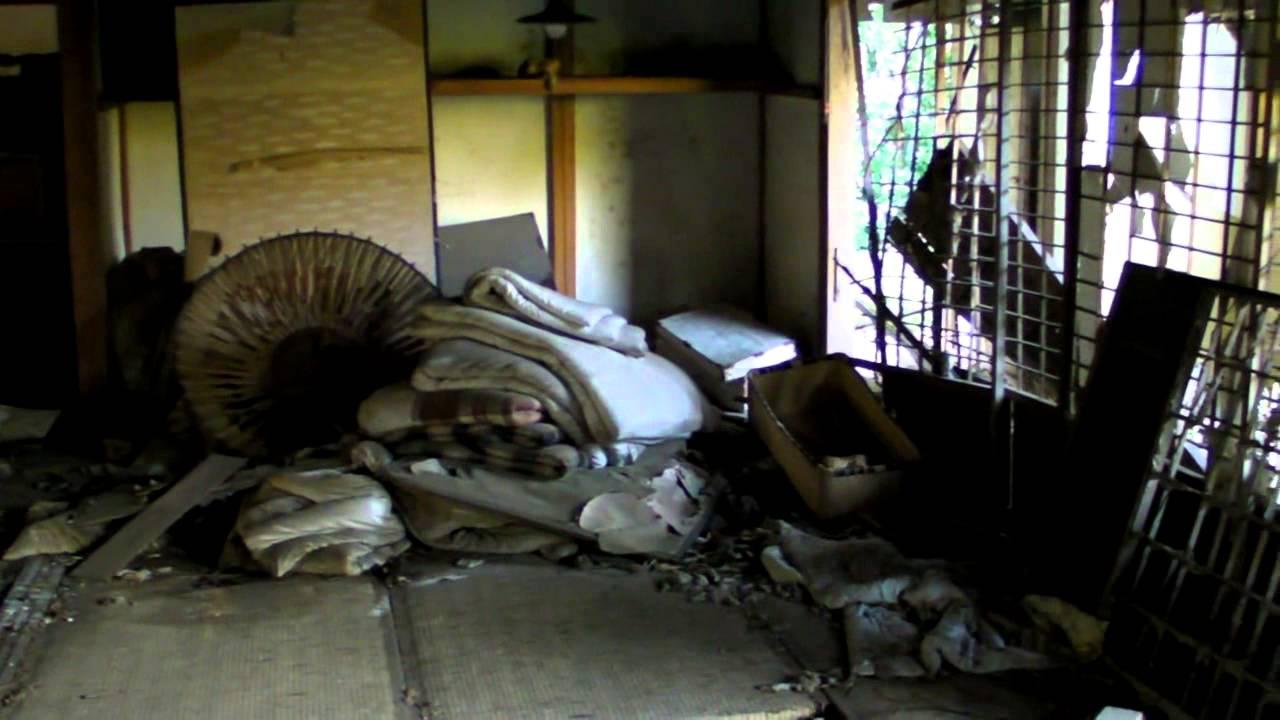 Japón sale a la búsqueda de las casas abandonadas