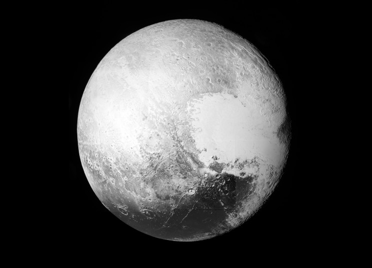 Plutón en HD - New Horizons - NASA