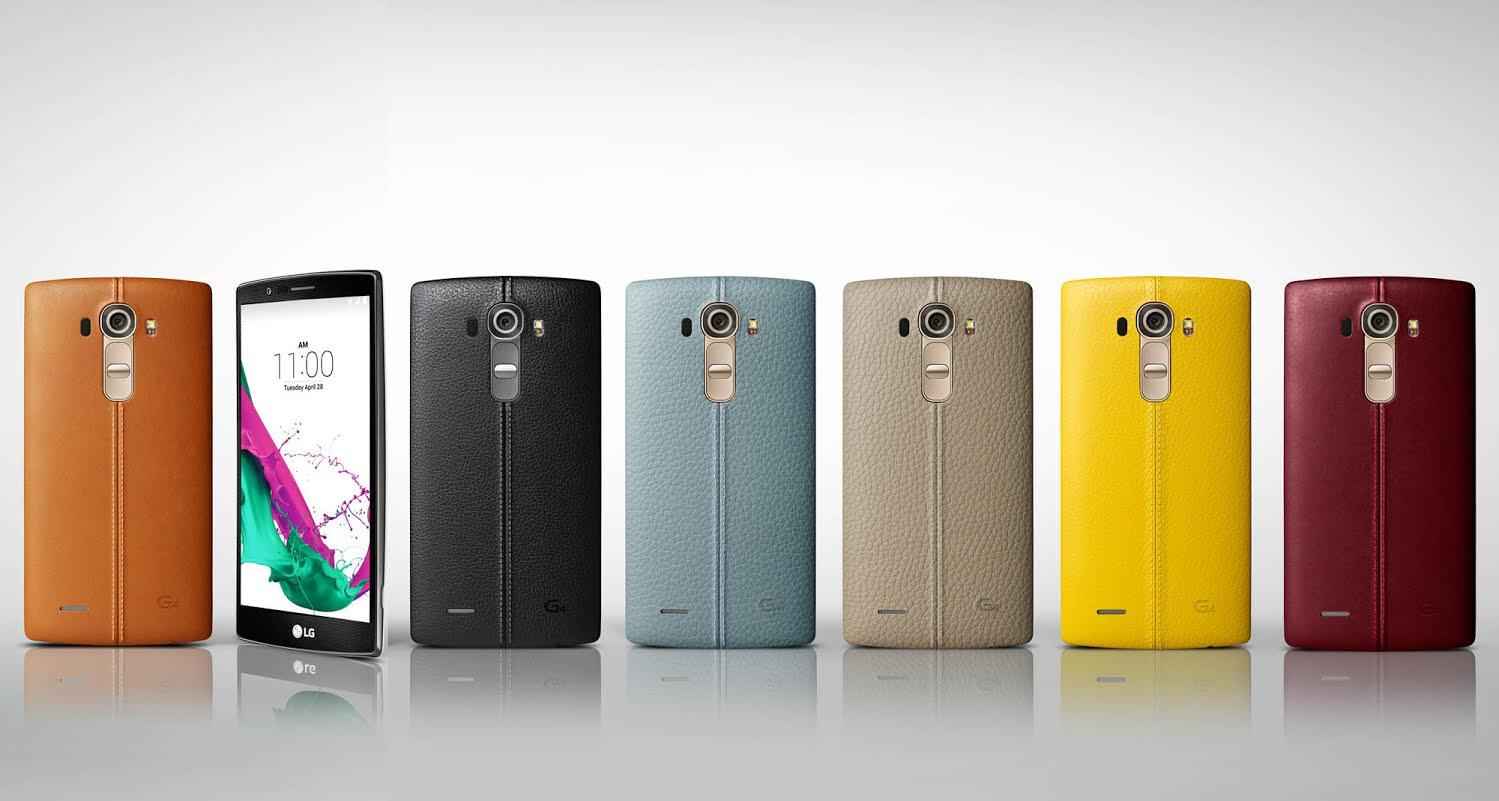 LG G4 en Argentina: cámara superpoderosa