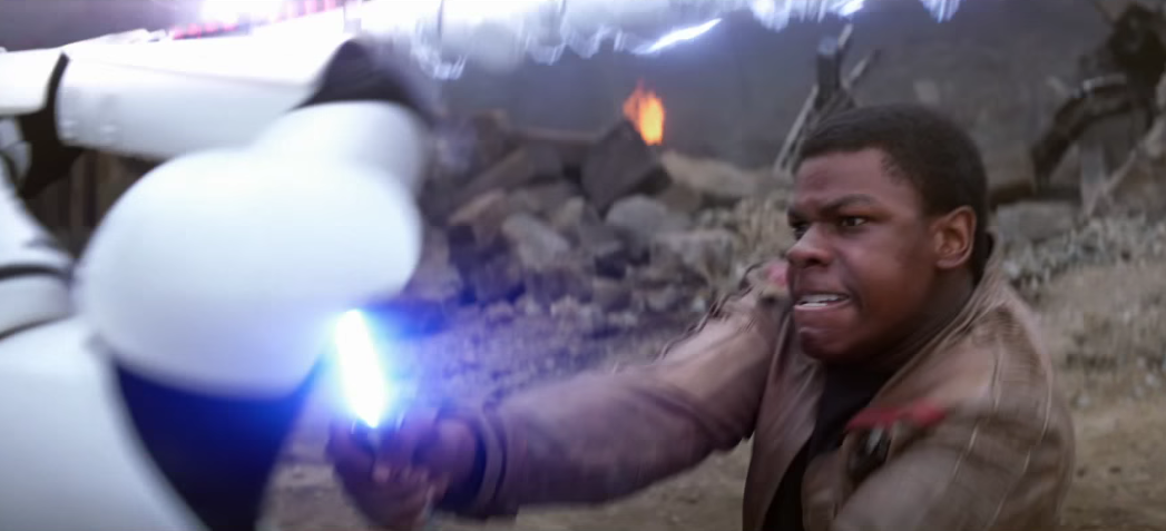 Spot de TV extendido de The Force Awakens