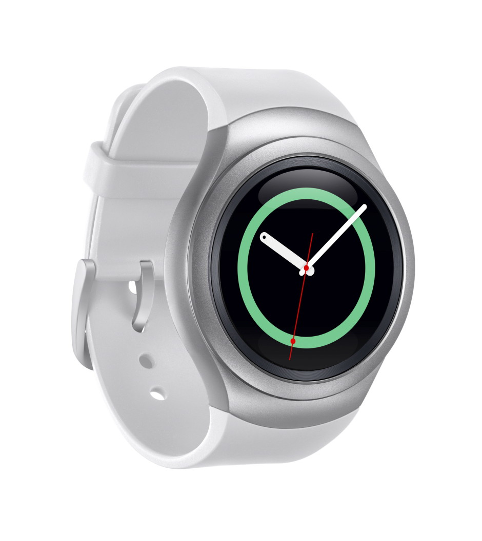 Gear S2 sport white Left