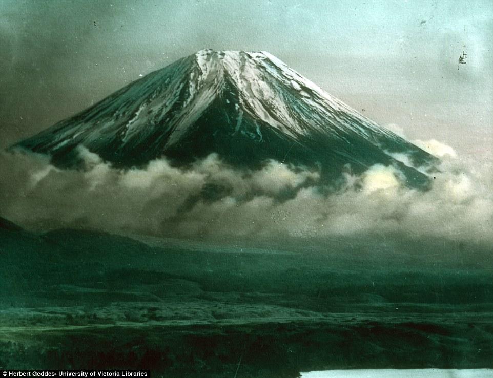 Fascinantes fotos de Japón a principios del Siglo XX