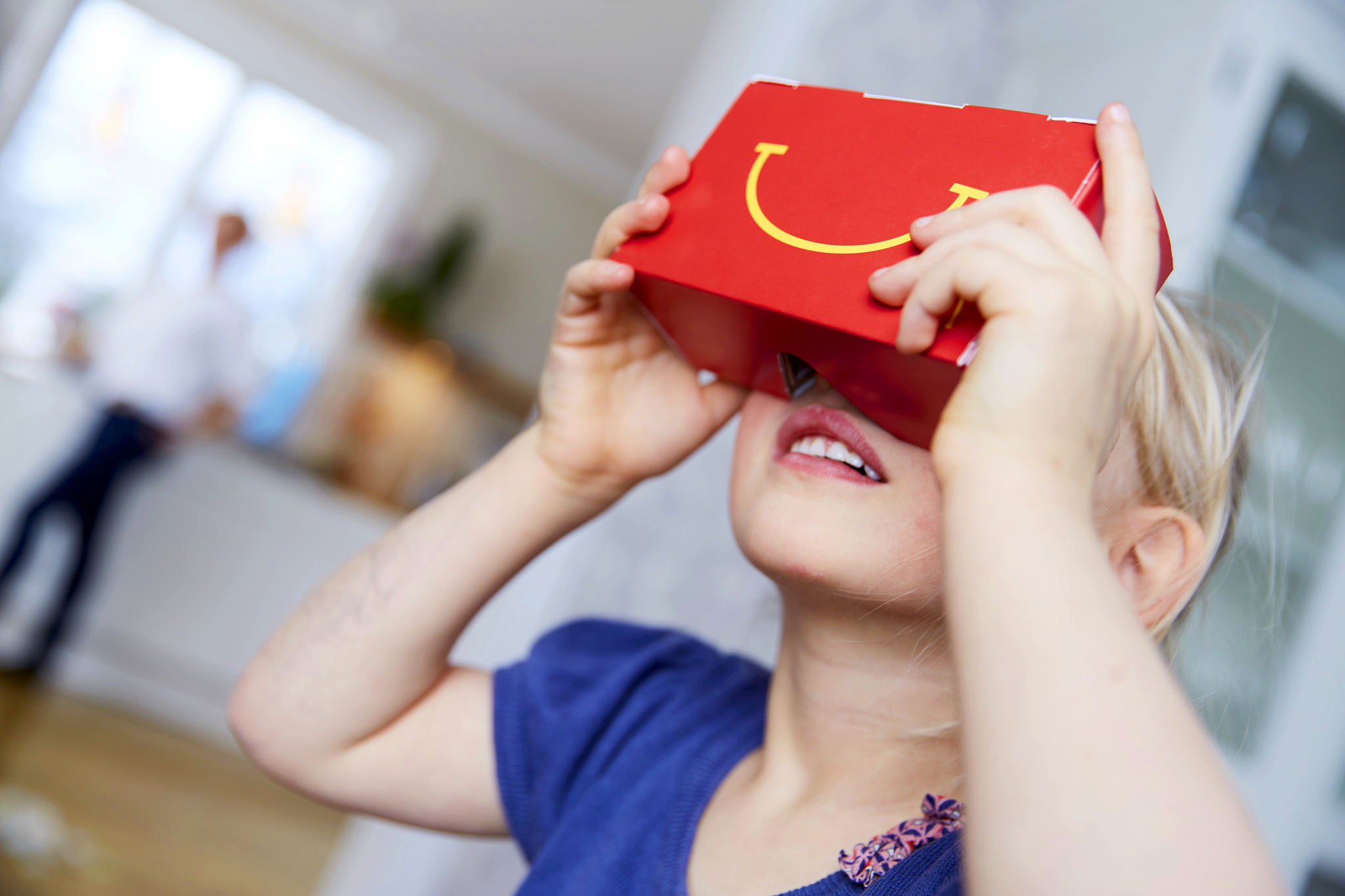 McDonald's Cardboard
