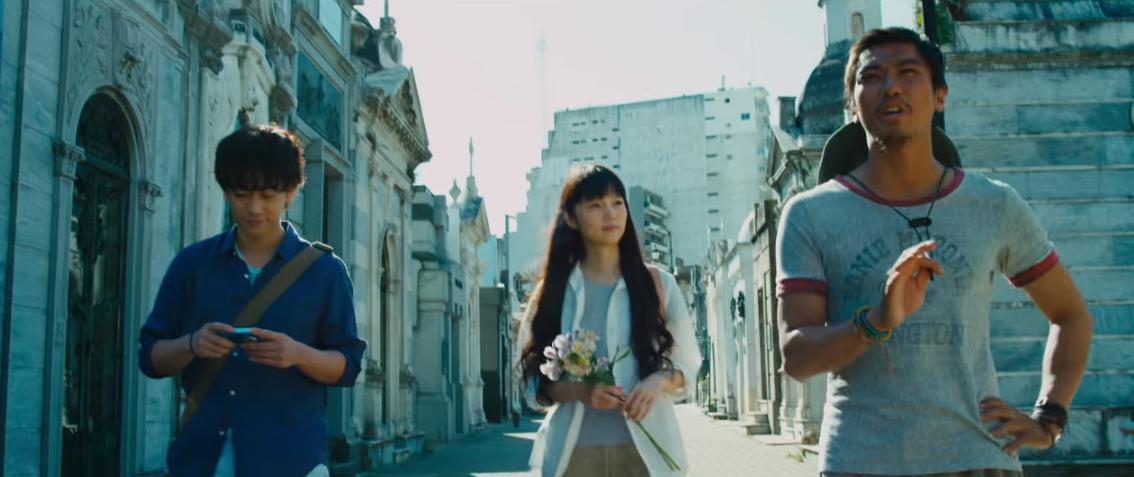 """Nuevo trailer de """"Si los gatos desaparecieran de la Tierra"""", la película japonesa filmada en Buenos Aires e Iguazú"""