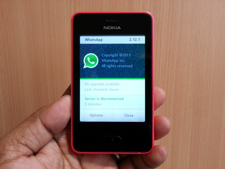 WhatsApp se despide de los BlackBerry, Nokia y Android 2.2