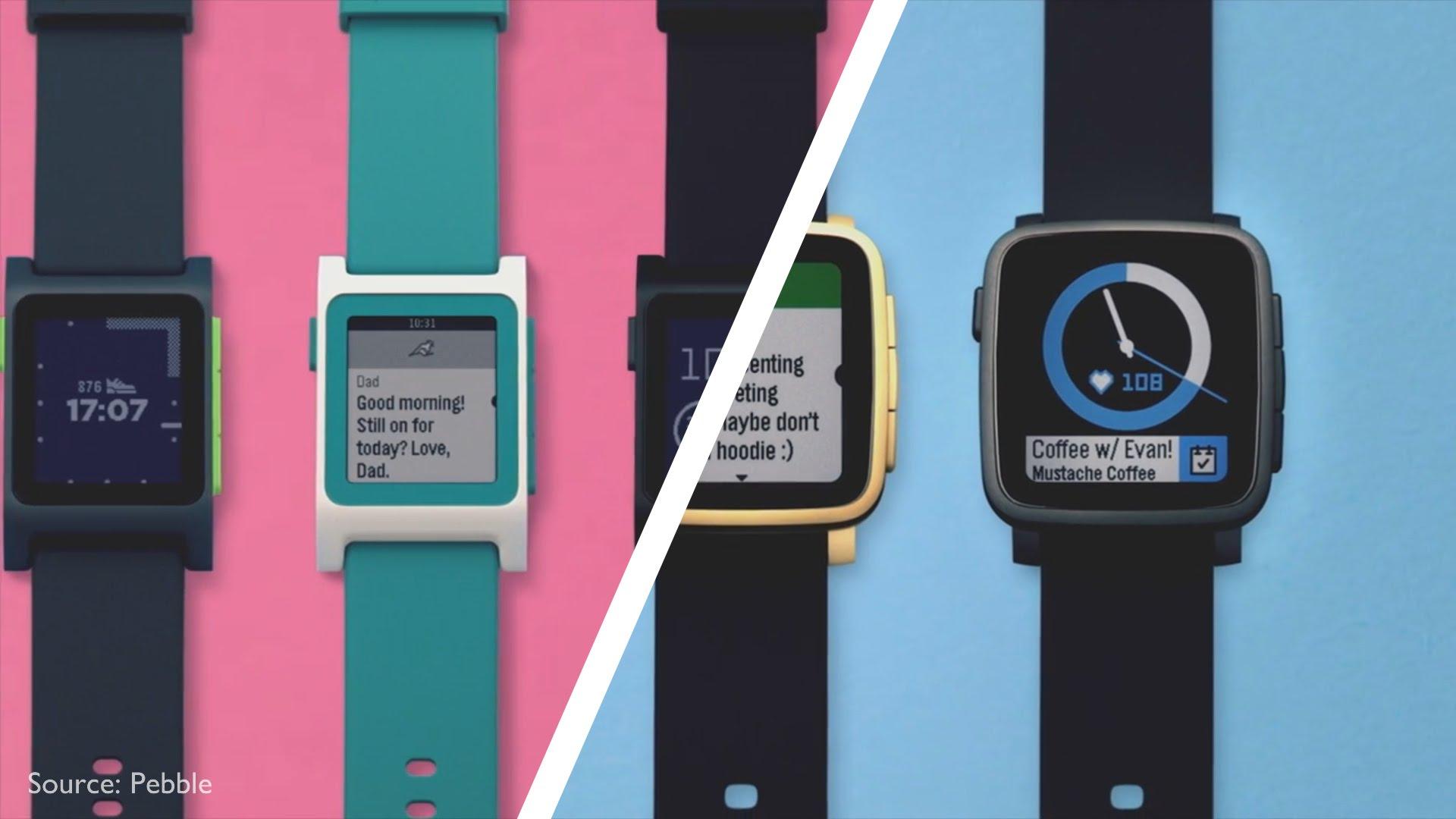 Pebble 2 y Time 2: ¿smartwatch para todos?