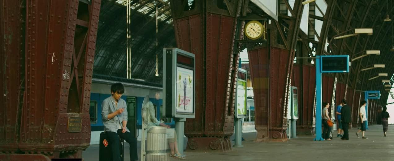 Buen debut para la película japonesa filmada en Buenos Aires e Iguazú