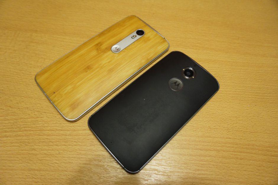 Motorola Moto X Style vs Moto X 2014