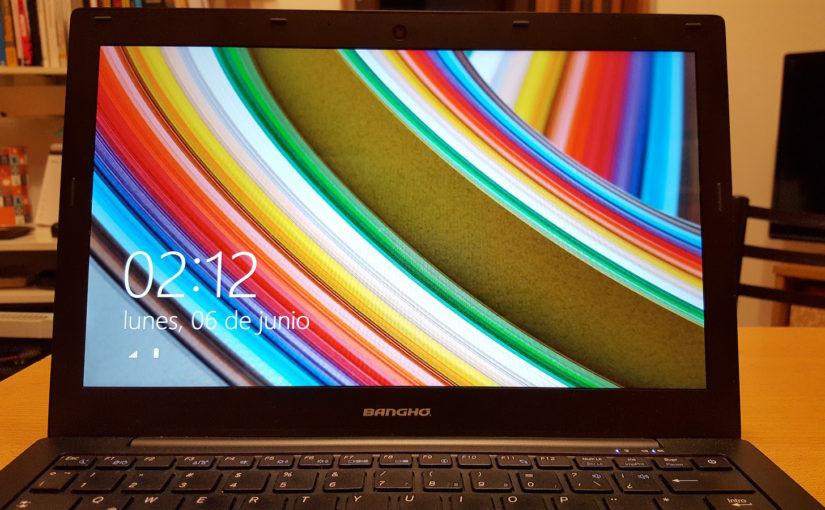 Revisión: Banghó Zero G05 con Core i5