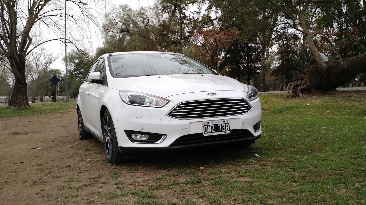 Prueba tecno: Ford Focus 2015