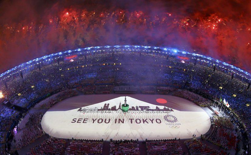 Video completo de la gran presentación de Tokio 2020 en Río de Janeiro